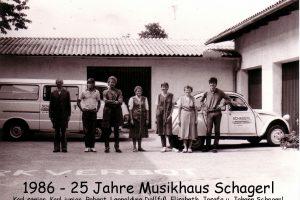 25 Jahre Schagerl