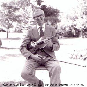 Karl Schagerl Senior